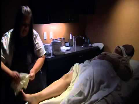 Spa Week featured on WFRV Wisconsin Road Trip Segment - EvenSong Spa at Heidel House Resort