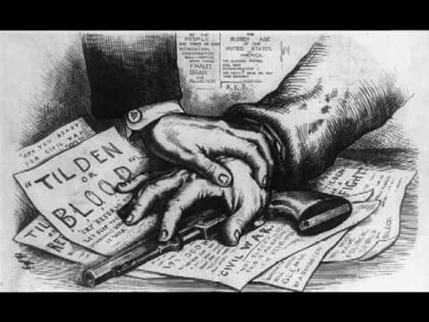 Samuel Tilden the Real 19th President -Book Trailer