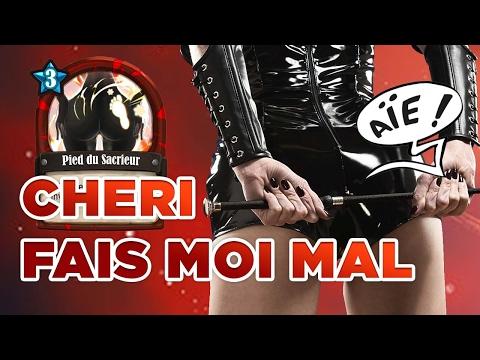 CHERI FAIS MOI MAL !  🦄SACRIEUR【KROSMAGA】