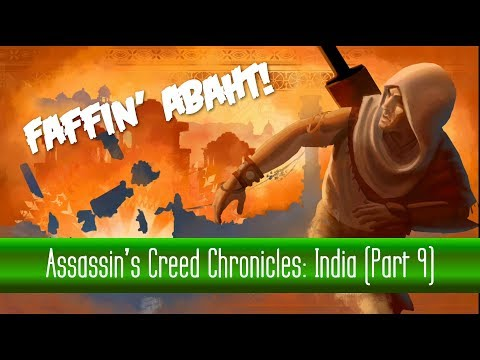 RUNNING FROM ELEPHANTS // Assassin's Creed Chronicles: India (Part 9) |