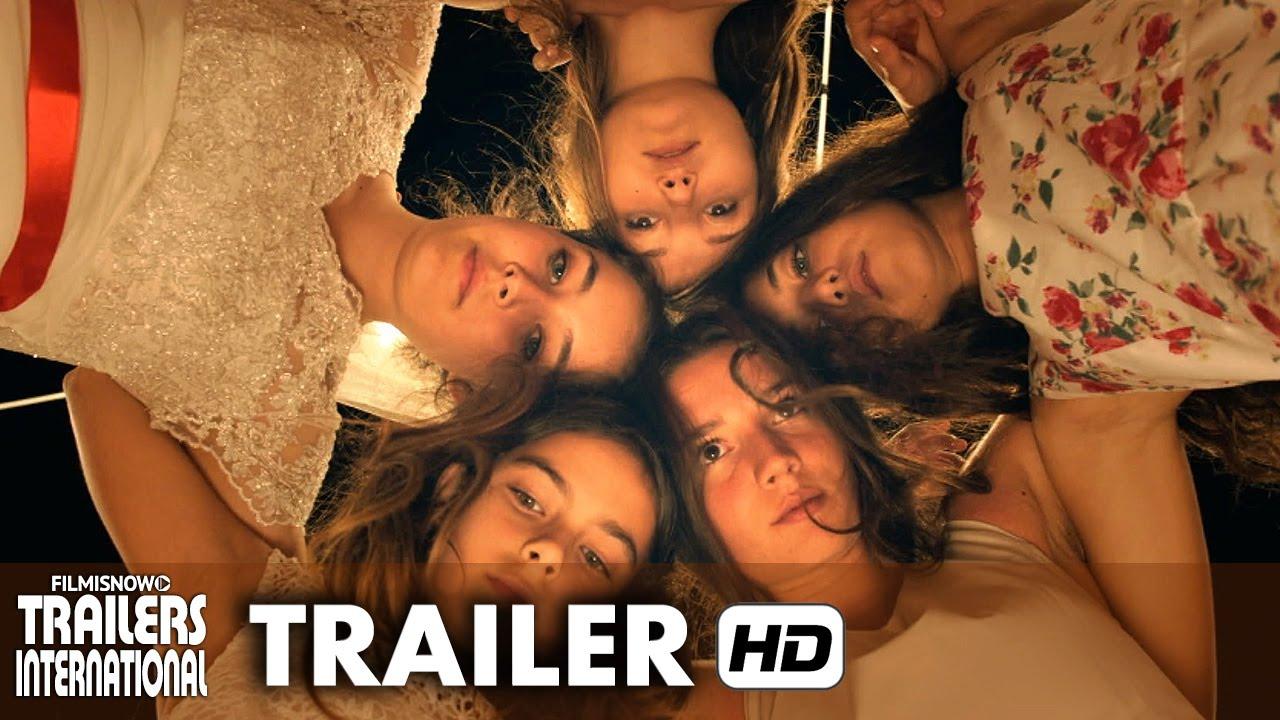 Cinco Graças (Mustang) Trailer Oficial legendado [HD]