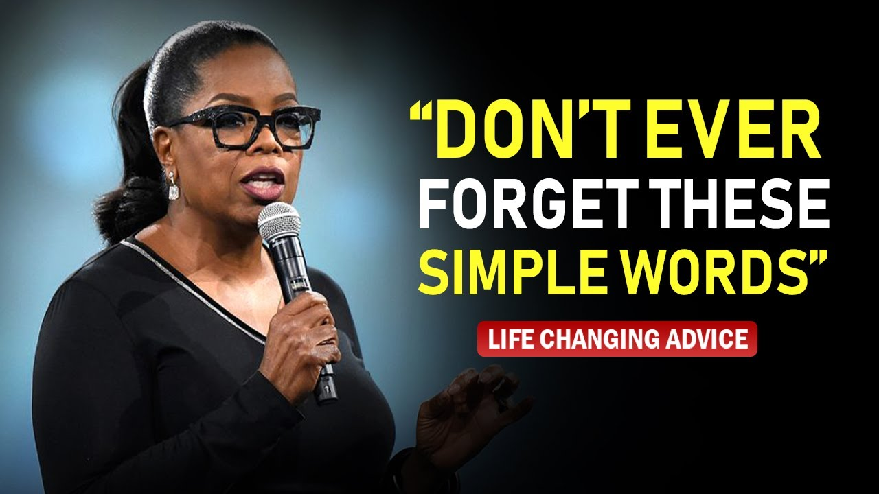 Download Oprah Winfrey Leaves the Audience SPEECHLESS | One of the Best Motivational Speeches Ever