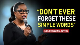 Oprah Winfrey Leaves the Audience SPEECHLESS | One of the Best Motivational Speeches Ever