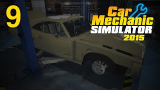 Car Mechanic Simulator 2015 #9 - Jestem idiotą... xDD