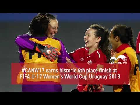 2018 Canada Soccer Moments promo