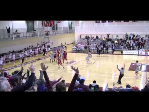 Jim Connolly's Game-Winning Three-pointer against Chestnut Hill