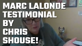 🎥 Marc Lalonde (The Wealthy Trainer) Testimonial by Chris Shouse!
