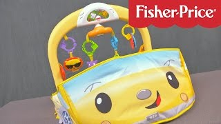 Fisher-Price 3-in-1 Convertible Car Gym from Fisher-Price