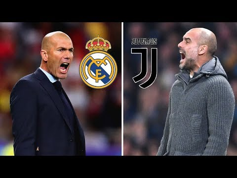 Zidane back to Real Madrid, Guardiola to Juventus? - Best of the weekend - Oh My Goal