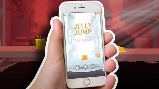 Dyskryminacja Androida? | JELLY JUMP - Mobilne Granie [#12]