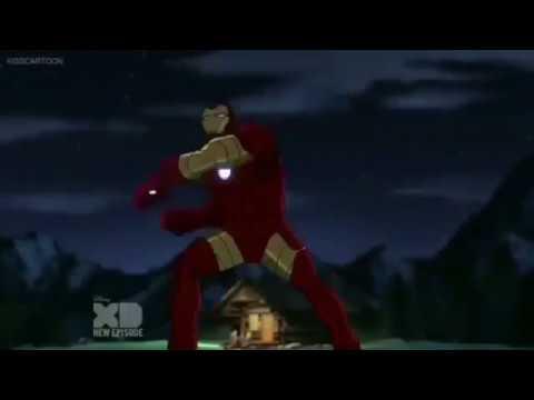 Avengers VS Mighty Avengers