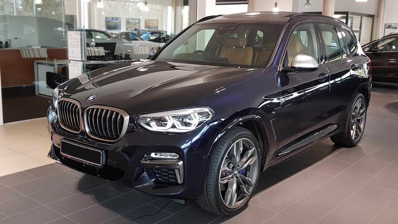 2018 BMW X3 M40i BMWview YouTube