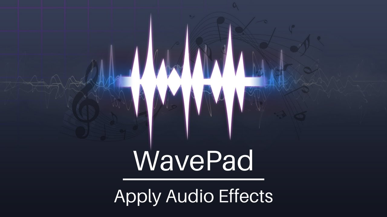 Wavepad audio editor tutorial | open and play audio files youtube.