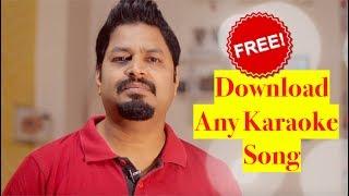 Download any KARAOKE free | Record in FL Studio | by Urmil Arya | #Tech100 screenshot 3