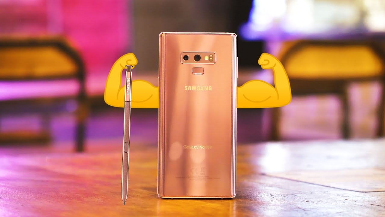 Samsung Galaxy Note 9 specifications | Android Central