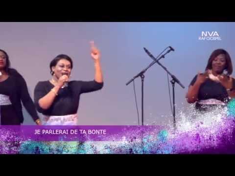 JE PARLERAI DE TA BONTÉ  - NVA Raf Gospel