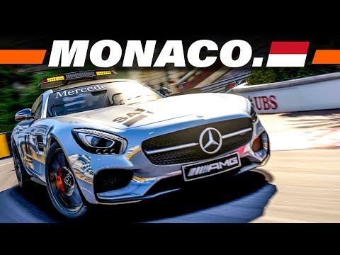 F1 2017 KARRIERE S3E06 – Der große Preis von Monaco   Formel 1 4K Gameplay German