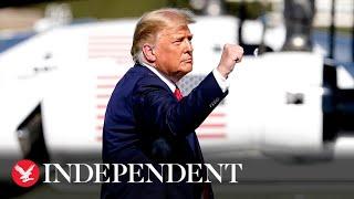 Live: Donald Trump campaign rally in Arizona