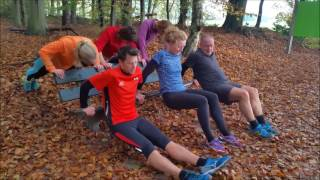 Woodcamp Noordlaren 2016