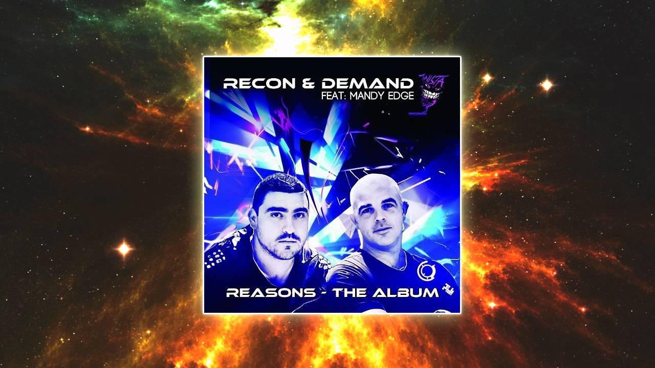 Re-Con & Demand ft. Mandy Edge - No Way Back (Original Mix)