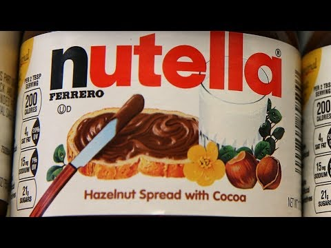 The Untold Truth Of Nutella