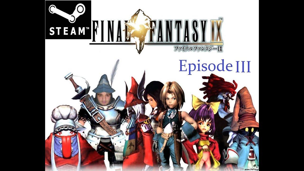 Final Fantasy IX (Steam PC) Walkthrough Part 3: 100 Nobles Were Impressed!