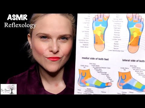 [ASMR] Spa: Reflexology Treatment Without Music