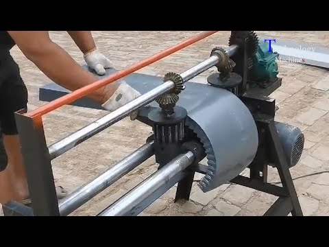 Awesome Mechanical Manufacturing Machine You've Never Seen, Skilled Workers Work Extremely Fast