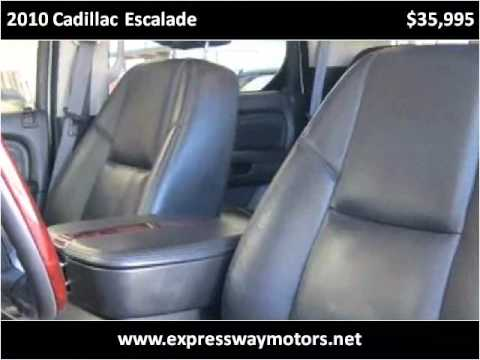 2010 Cadillac Escalade Used Cars Weslaco Tx Youtube