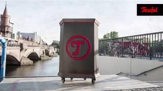 Zo klinkt Berlijn – de ROCKSTER, Teufel's portable bluetooth speaker