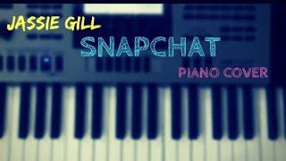 Download Hindi Video Songs - Snapchat || Jassi Gill || Piano Cover || Punjabi Song 17 ||