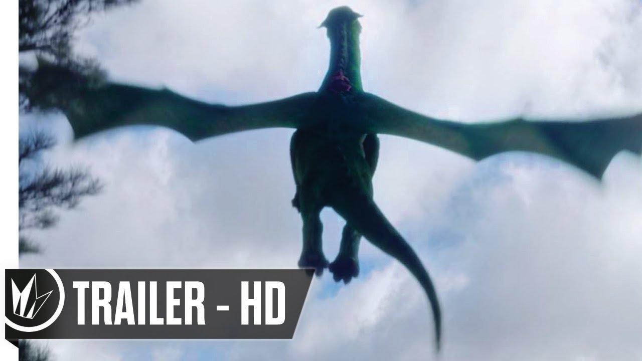 Pete's Dragon Official Teaser Trailer (2016) -- Regal ...