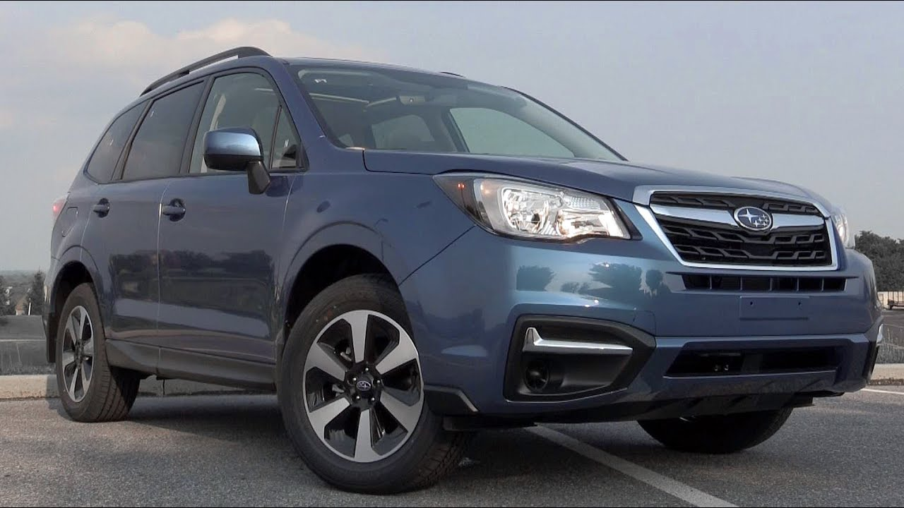 2018 subaru forester: review - youtube