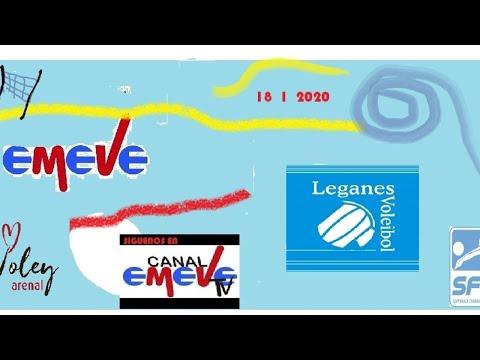 Vuelve a ver el Emevé- Leganés