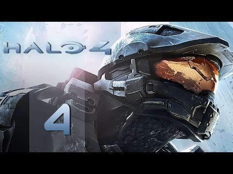Halo 4 | Walkthrough / Let's Play ► Part 4 | Forerunner