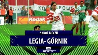 Retro TVP Sport, Legia Warszawa – Górnik Zabrze 1:1. Brutalny mecz o mistrzostwo Polski (15 VI 1994)