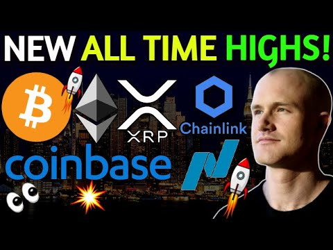 Coinbase Nasdaq Public Listing Will Send Bitcoin U0026 The Crypto Market Parabolic!