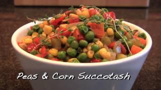 Peas & Corn Succotash