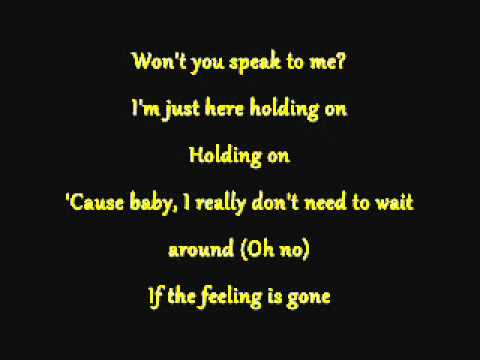 Mariah Carey - If It's Over (Lyrics on screen) Comment ...