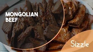 How to prepare Mongolian Beef | SIZZLE