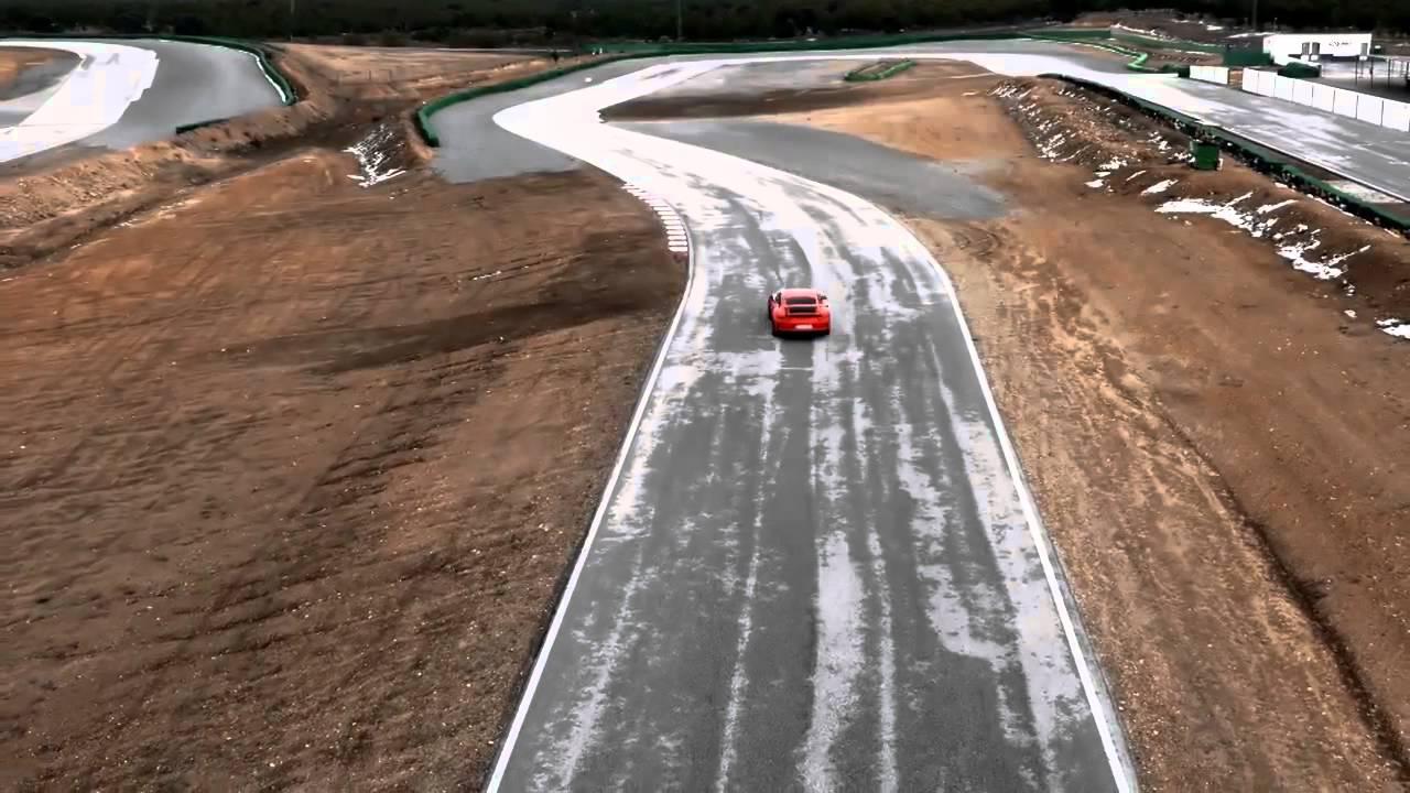 Circuito Guadix : Porsche gt rs circuito de guadix youtube