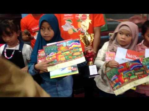 Karya Pemenang Lomba Mewarnai Tingkat Sd