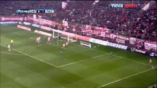 Ολυμπιακός - Παναθηναϊκός 1-1 (19.11.2011)