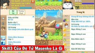 Ngọc Rồng Online - Đừng Từ Bỏ Đệ Tử Masenko