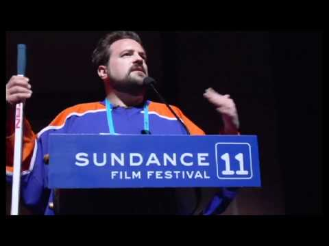 SMarchive #7: Kev Implodes at Sundance 2011 or The Red Statement - S.I.T