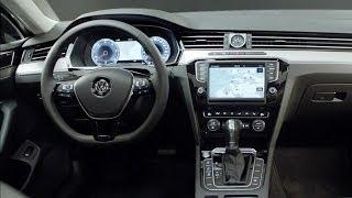 New 2015 Volkswagen Passat - INTERIOR