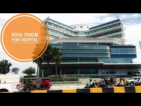 [4K]Royal Phnom Penh Hospital (One of Best Hospital) - Short Film