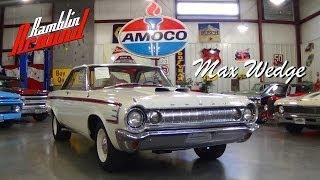 Test Driving 1964 Dodge Polara 426 Max Wedge - Passing Lane Motors