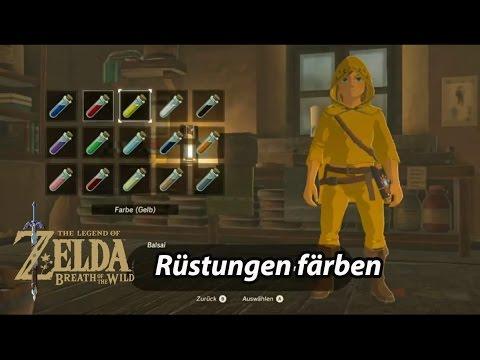 Kletterausrüstung Breath Of The Wild : Zelda breath of the wild kletterausrüstung finden