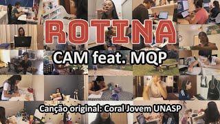 ROTINA - Conjunto Amor Maior feat. Conjunto Mais Que Palavras